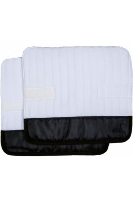 Bandage pad -terry cloth- white