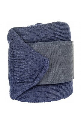 acrylic bandages -light weight deep blue-