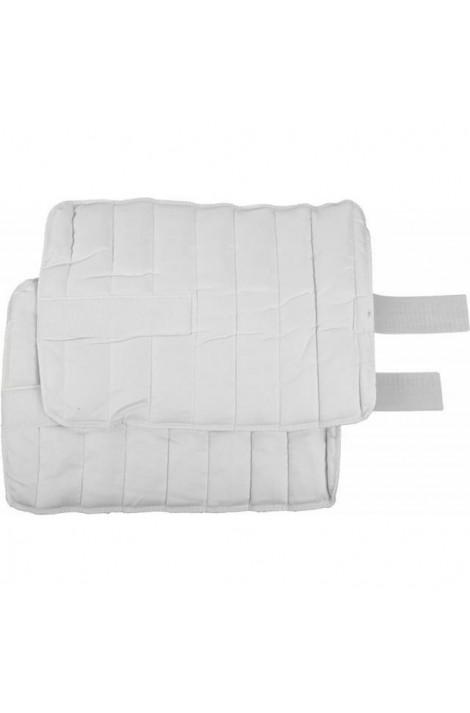 Bandage pad -touch-close- white