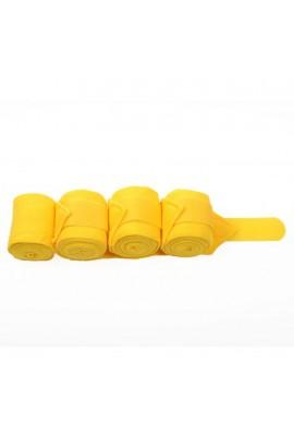 Acrylic bandages -best on horse- yellow