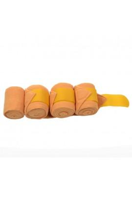 Acrylic bandages -best on horse- orange