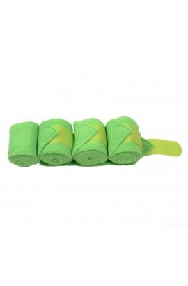 Acrylic bandages -best on horse- lime