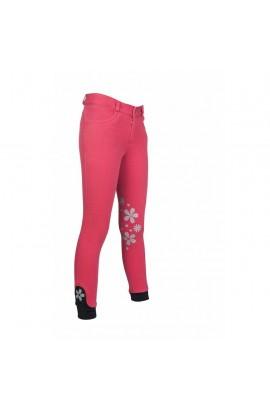 Kids riding breeches -Leni- pink