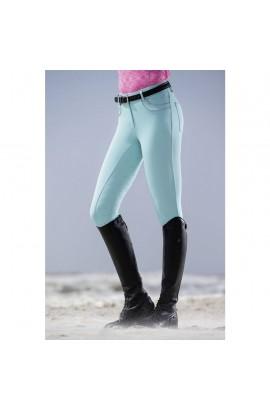 breeches -rimini eva piping turquoise-