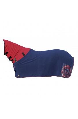 full neck cooler -hickstead blue-