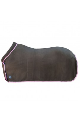 fleece cooler -lissabon brown-