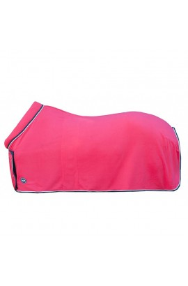 fleece cooler -lissabon pink-