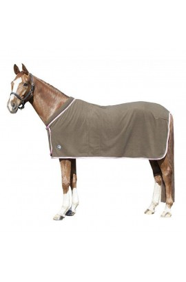 fleece cooler -lissabon mocha-