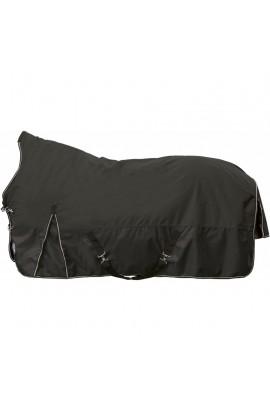 !1680D highneck rain rug -Memphis- black