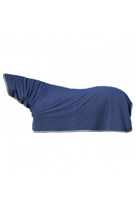 !-mr. feel warm- full neck physiotherapeutic cooler - deep blue