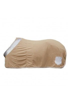 fleece cooler -rimini camel-
