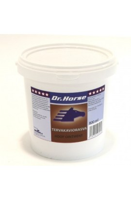 hoof grease with tar -dr.horse-