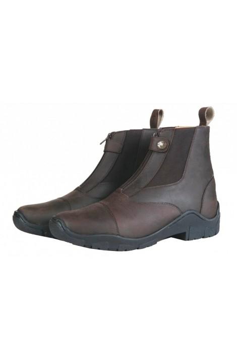 2020 -robusta style- leather jodhpur boots
