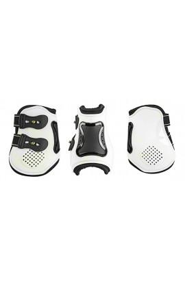 fetlock boots -air hind white-