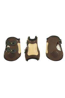 fetlock boots -air hind brown-