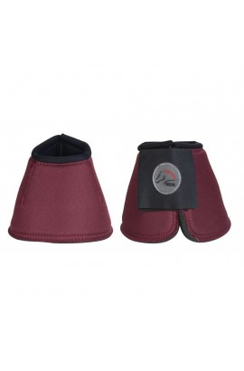 overreach boots -solid wine red-