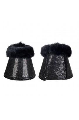 overreach boots -glitter black-