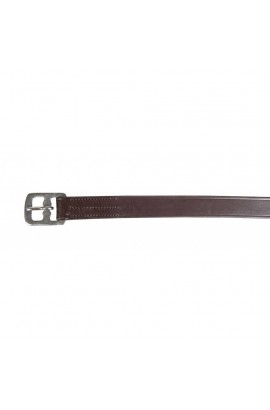 stirrup leathers -ordinary brown-