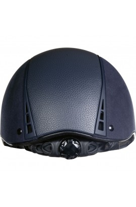 ! Riding helmet -Wien- blue