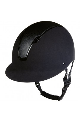 ! Riding helmet -Wien- black