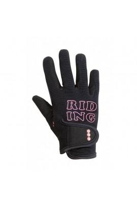 kids riding gloves -gelato-