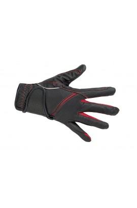 kids gloves -fashion red-