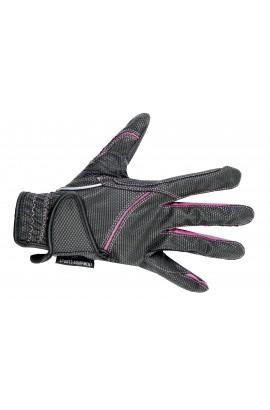 kids gloves -fashion pink-