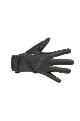 riding gloves -fashion grass green-