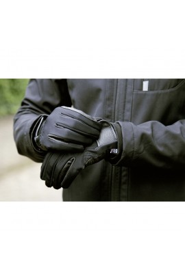 kids warm gloves -softshell kids-