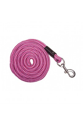 lead rope -aachen pink-lilac-