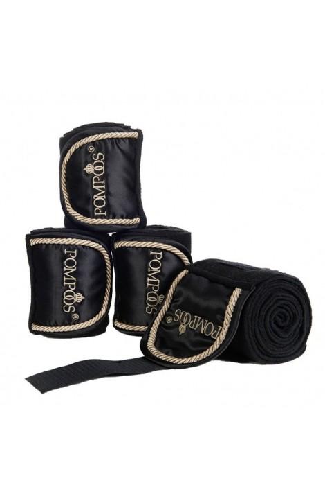 fleece bandages -pompöös goldenline-