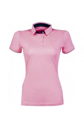 !Polo shirt -Classico- neon coral