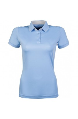 !Polo shirt -Classico- light blue