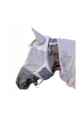anti-fly mask -grey-