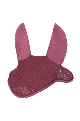 ear bonnet -velluto grape-
