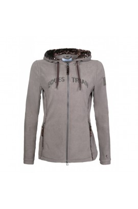 fleece jacket -velluto-
