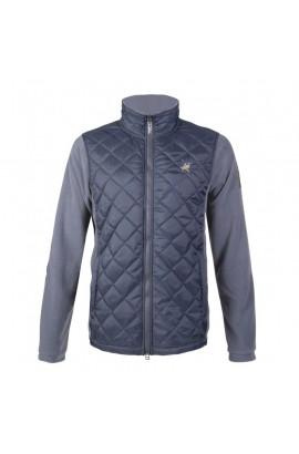 mens fleece jacket -leonardo-