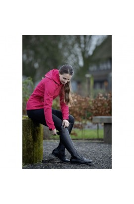 !Softshell jacket -Norfolk- Style- red/pink