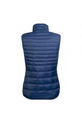 !Quilted vest -Lena- deep blue