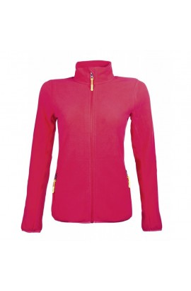 fleece jacket -anna- pink