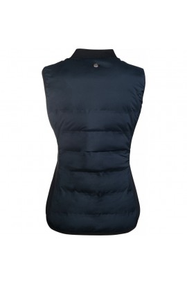 !Riding vest with integrated heating function -Comfort Temperature-