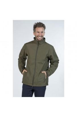 !Men's rain jacket -Rainy Day- olive green