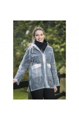 kids rain jacket -transparent-