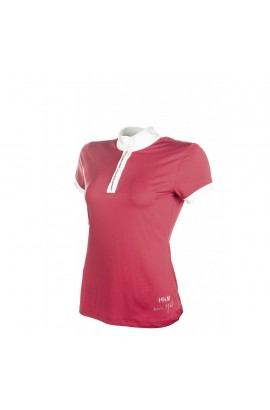 competition shirt -crystal pink-