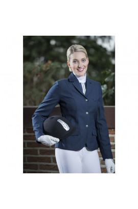 competition jacket -marburg deep blue-