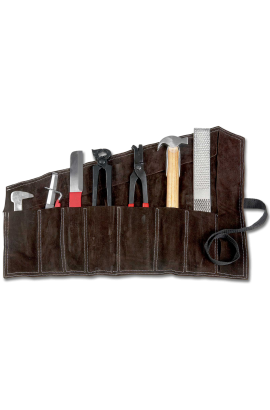 Complete set for hoof care