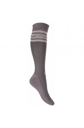 Riding socks -melody- brown