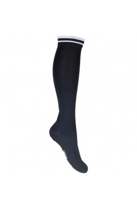 !Riding socks -lurex- black