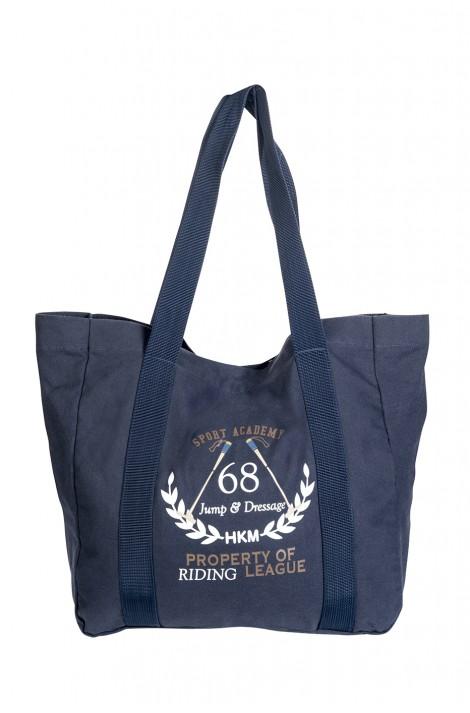 bag -beach deep blue-