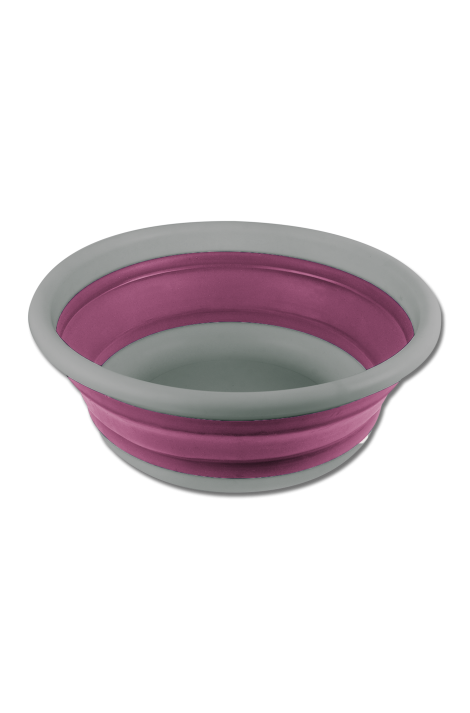 6 l foldable bowl -magenta-